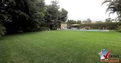 Casa como terreno cerca al Country Club Rinconada