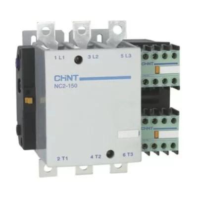 NC2 AC Contactor 400x400 2 CHINT NC2-150-220V