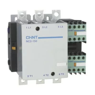 NC2 AC Contactor 400x400 6 CHINT NC2-330-220V