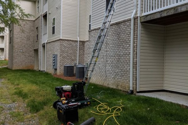 commercial dryer vent cleaning