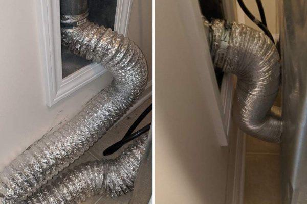 fixed dryer installation greensboro
