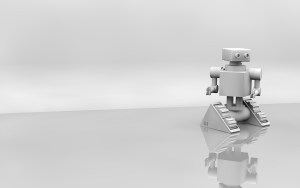 robot, 3d, print
