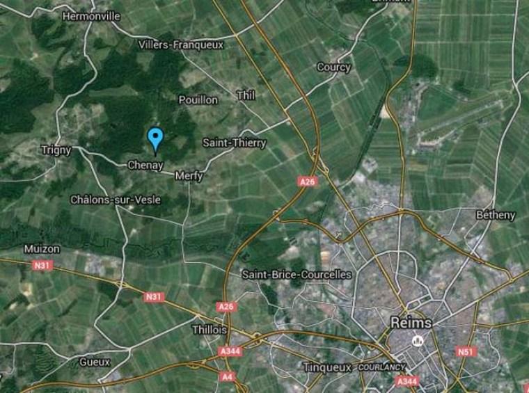 Reims Chenay