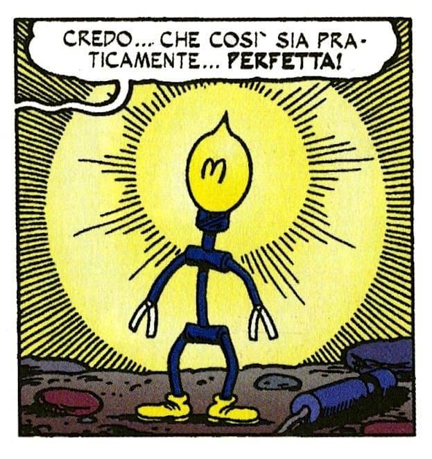 edi la lampadina