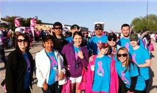 2013 Fort Worth Race for the Cure!