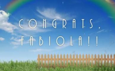 Fabiola gets promoted AGAIN!