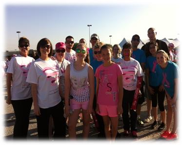 2014 Fort Worth Race for a Cure!