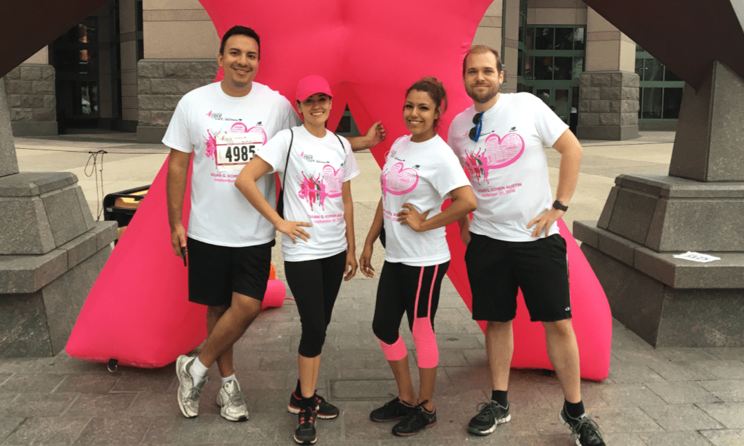 2016 Austin Race for the Cure