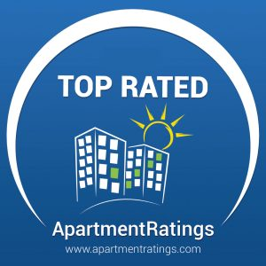 apartmentratings.com logo top rated