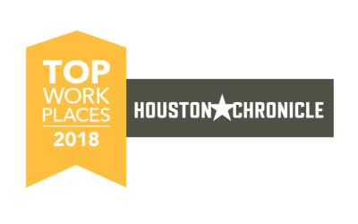 Venterra Named a 2018 Houston Chronicle Top Workplace