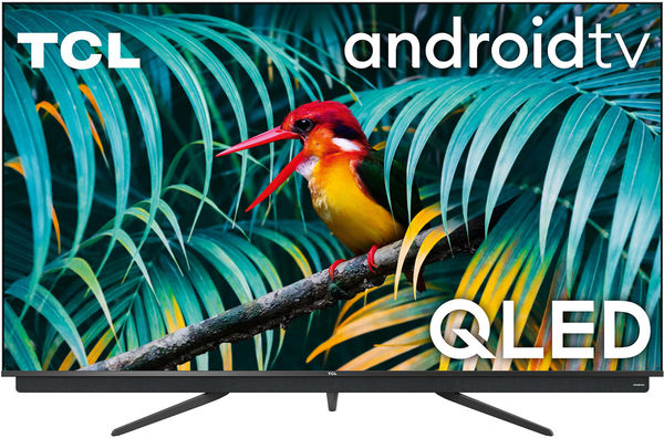 tcl 65c815 android tv qled 165 cm pas