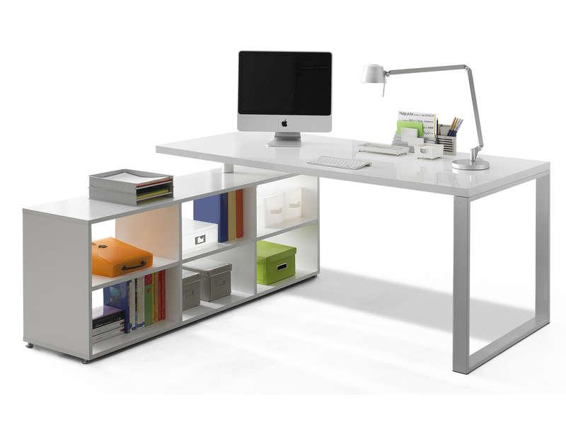 bureau 180 cm retour trevi bureau