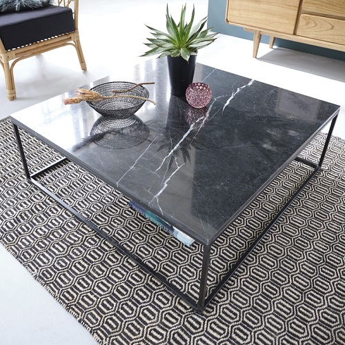 table basse bois dessus bois dessous