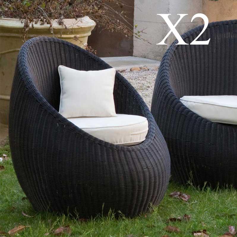 fauteuil bas de jardin parmai greenpath