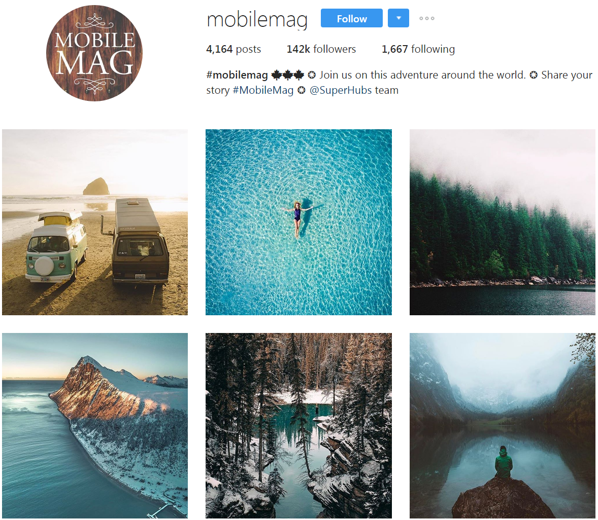 101 Instagram Accounts That Will Feature Your Street and