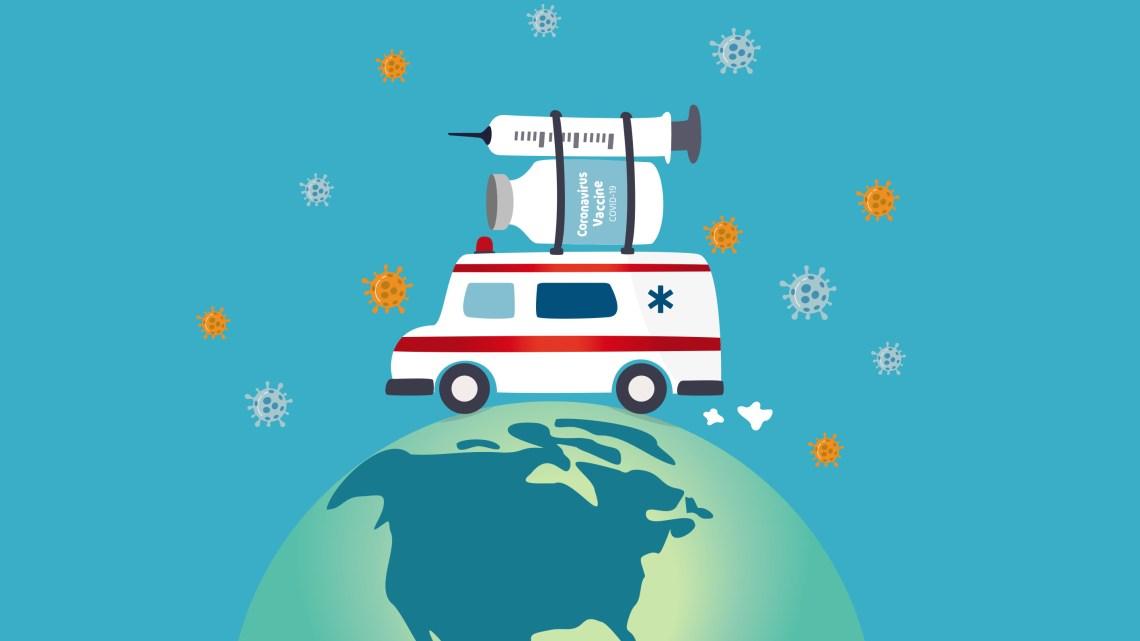 Vaccini anti-Covid nel mondo: la lotta al virus si vince (o si perde) tutti insieme