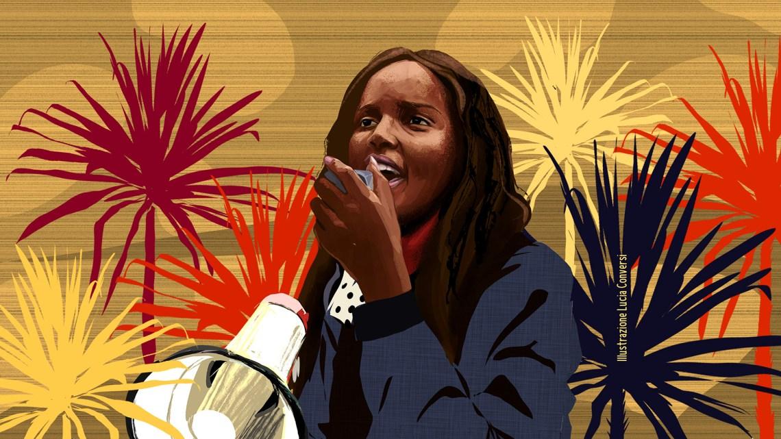 Vanessa Nakate, la voce di un intero continente: l'Africa