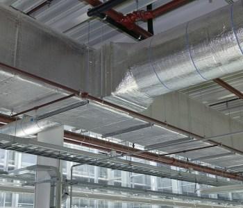 Luchtkanalen isoleren, ventilatiekanalen isoleren, isolatie luchtkanalen | Ventilatie Techniek Brabant