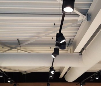Airsocks voor tochtvrije luchtverdeling | Ventilatie Techniek Brabant