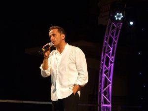 Uccio De Santis live