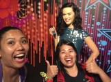 Madame Tussaud's with Ate Katy Perry