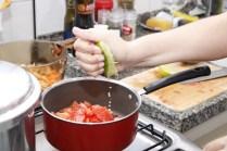 Arancini e geleia de tomate com pimenta (7)