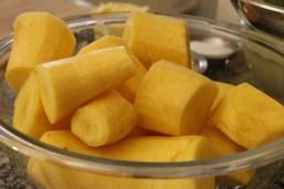 Nhoque de mandioquinha com manteiga e sálvia (8)