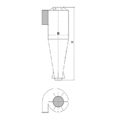Циклон ЦДО-1600
