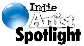 Indie Artist Spotlight logo white