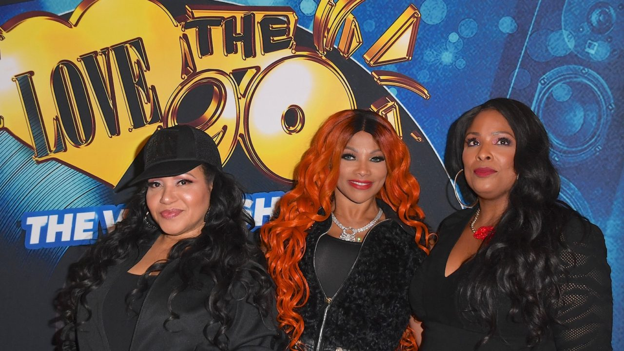 79395cc83f DJ Spinderella Said She's 'Deeply Saddened' After Being Fired From Salt-N- Pepa