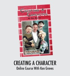 creating a character book