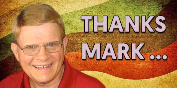Thanks Mark