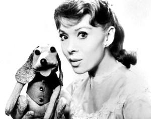 ventriloquist Shari Lewis