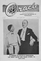 The Great Lester Ventriloquist