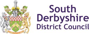 South Derbyshire District Council - working with Ventro Group - Logo