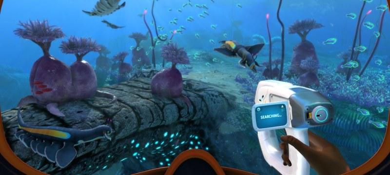 Novos biomas e novas criaturas para descobrir em Subnautica Below Zero