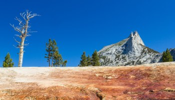 USA-californie-yosemite-cathedral-peak