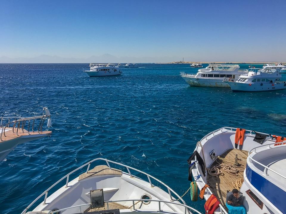 hurghada excursion bateau