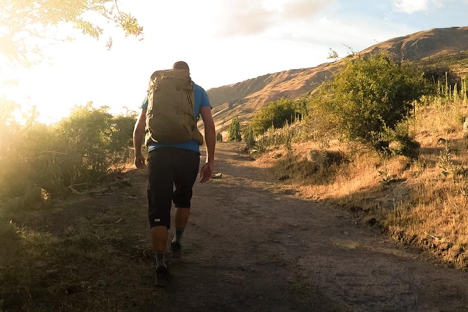 NZ-roys peak hike