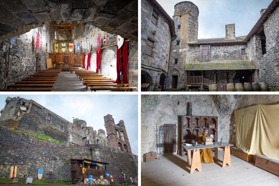 chateau murol