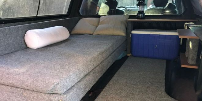 Truck Camping Ideas >> Tips For Truck Bed Camping A Guide For Your Success