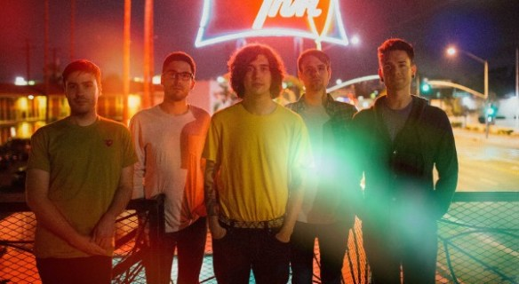 REAL FRIENDS release new video and single 'From The Outside