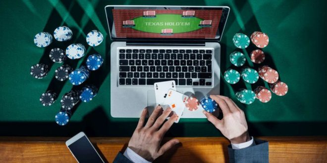 Online gambling, sports bets possibly in future for Michigan