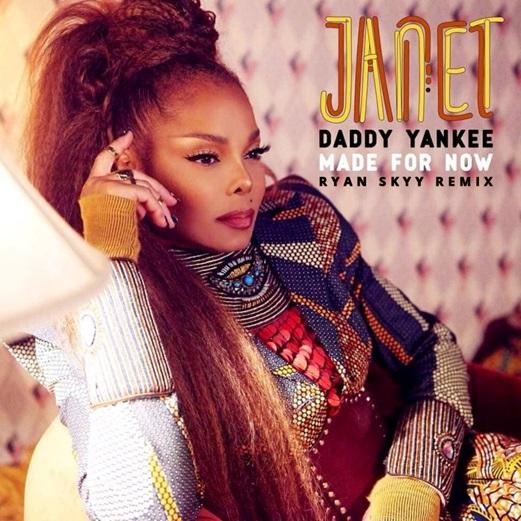 Janet Jackson & Daddy Yankee - Made For Now (Ryan Skyy Remix) ile ilgili görsel sonucu