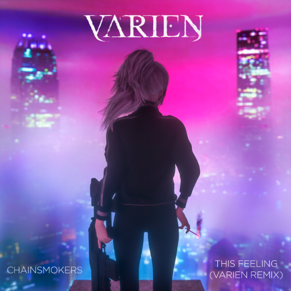 Varien Flips The Chainsmokers 'This Feeling' On It's Dystopian Head ile ilgili görsel sonucu
