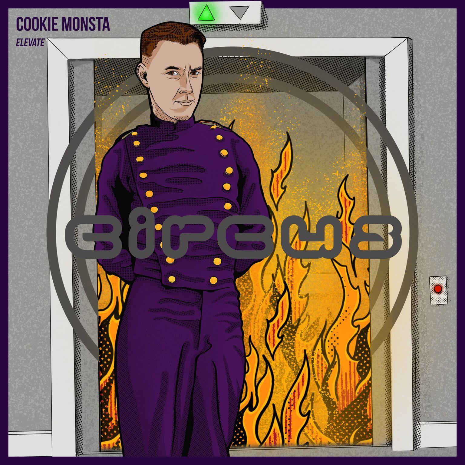 Cookie Monsta Releases New Circus Records Single 'Elevate' ile ilgili görsel sonucu