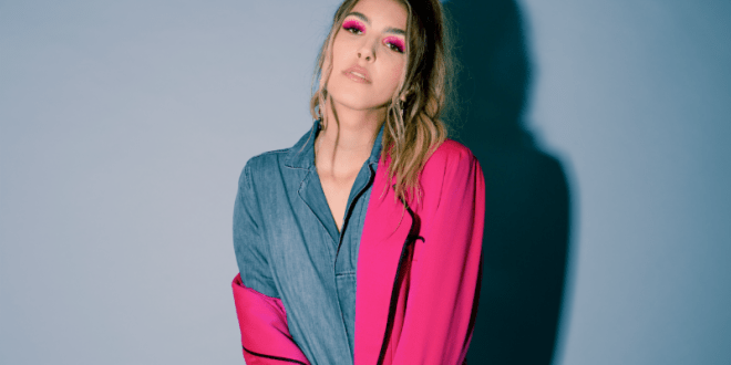 """Jenna Rose Releases New Music Video For """"Manners"""""""