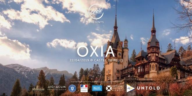 Cercle Presents OXIA at Peles Castle, Romania ile ilgili görsel sonucu