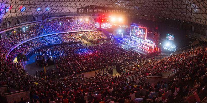 Are esports tournaments the new music festivals? -