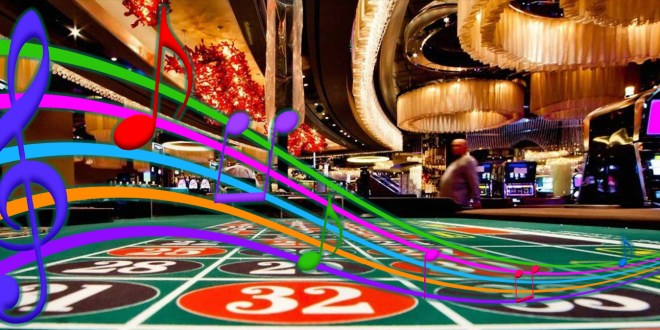 Image result for music in gambling